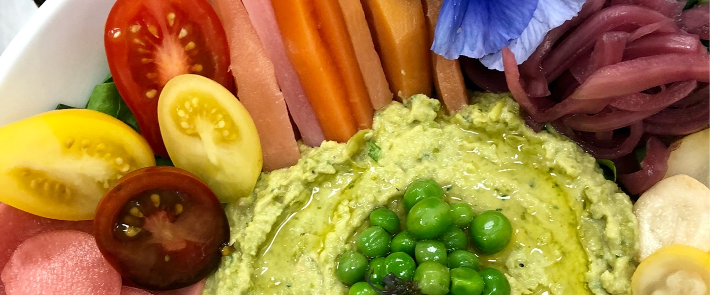 Hummus Residential Catering Image